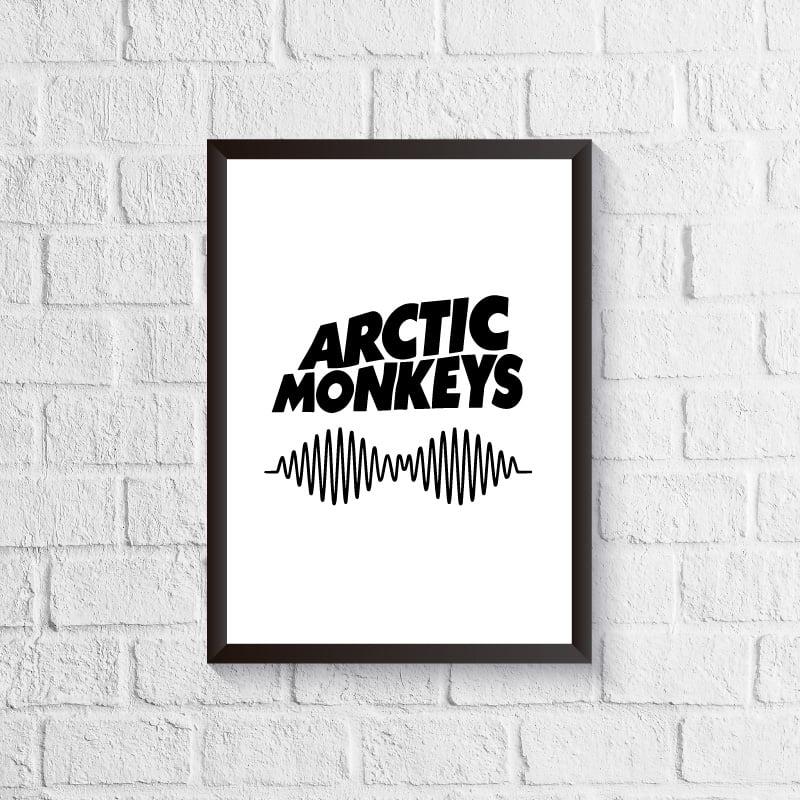Quadro Arctic Monkeys