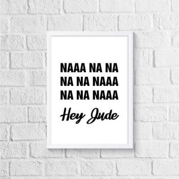 Quadro Hey Jude