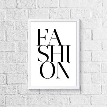 Quadro Fashion - Minimalista
