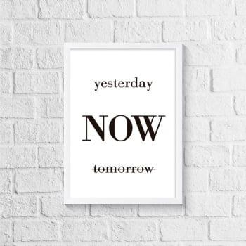 Quadro Yesterday, Now, Tomorrow